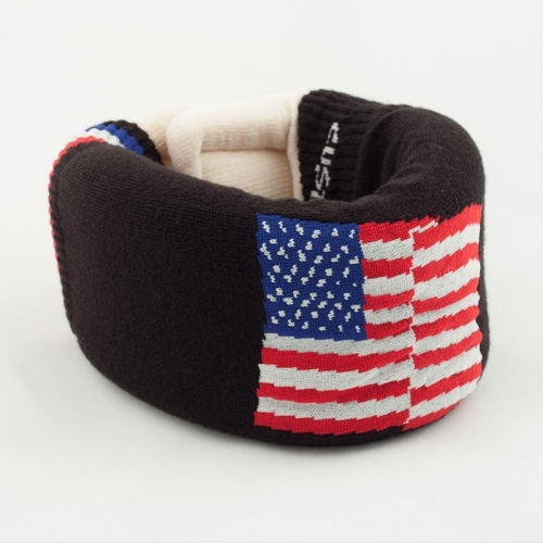 American Flag Collar Cover