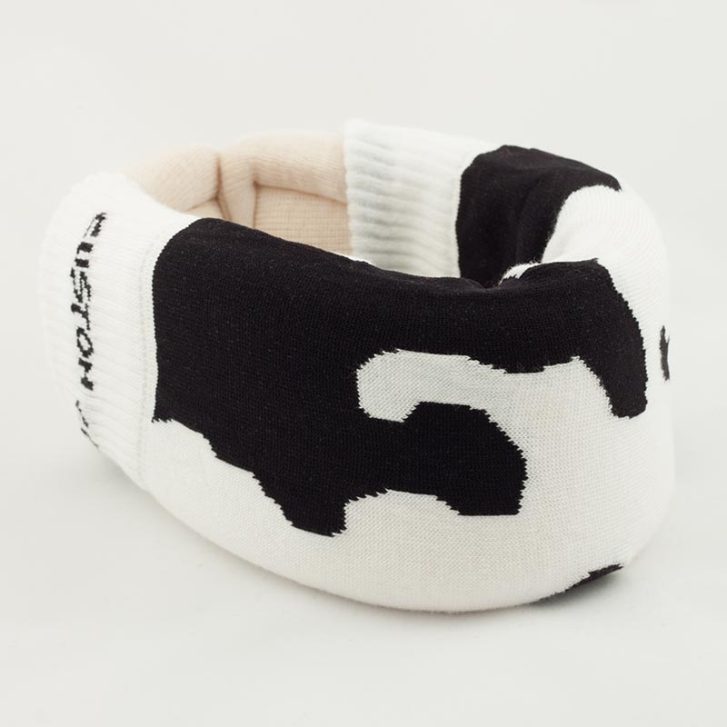 Cowhide Cervical Collar Cover