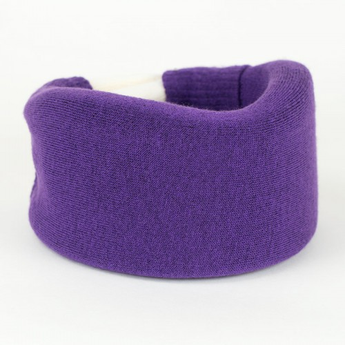 Violet Cervical Collar Cover